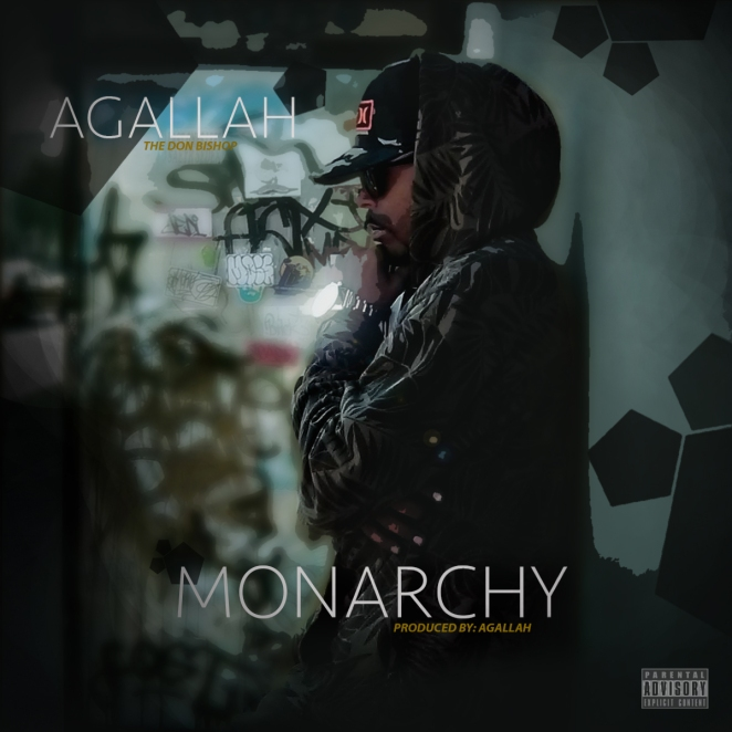 Agallah Cd Cover