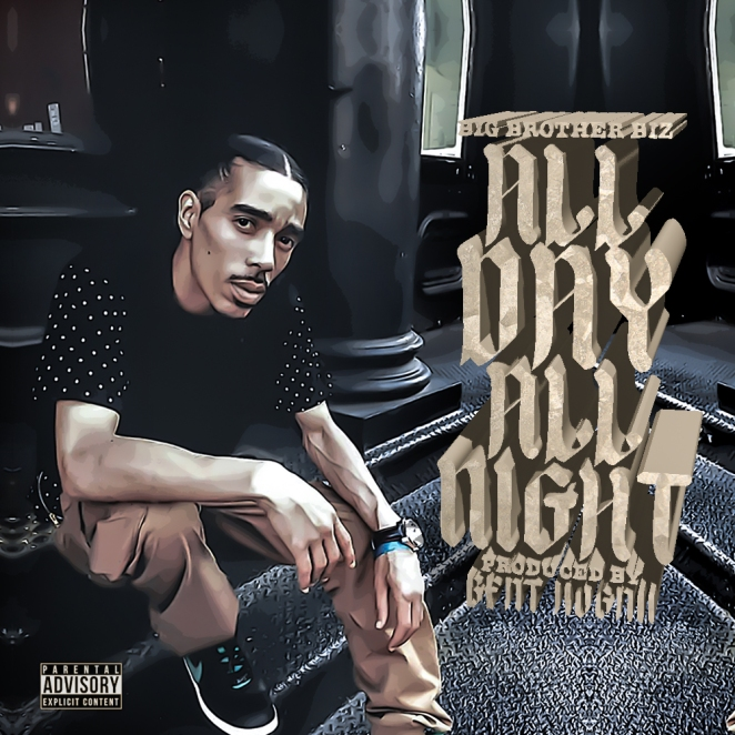 All Day All Night Cover
